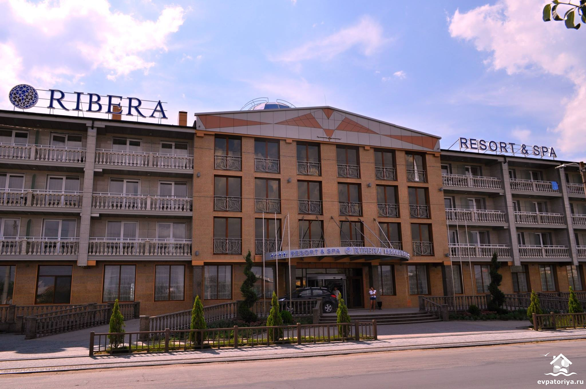 Отель Ribera Resort & SPA 4*